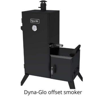 Dyna-Glo DGSS1382VCS-D offset smoker