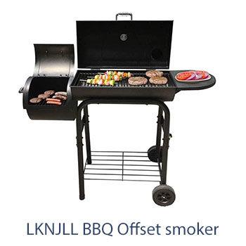 LKNJLL BBQ Grill
