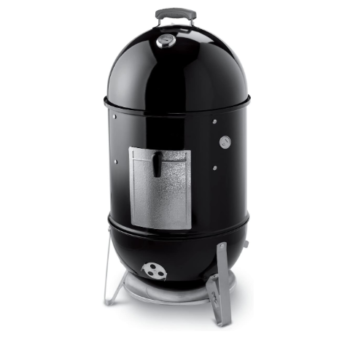 Weber 18-inch Smokey Mountain Cooker, Charcoal Smoker