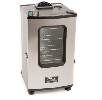Masterbuilt Controller Electric Smoker with Window and RF Controller