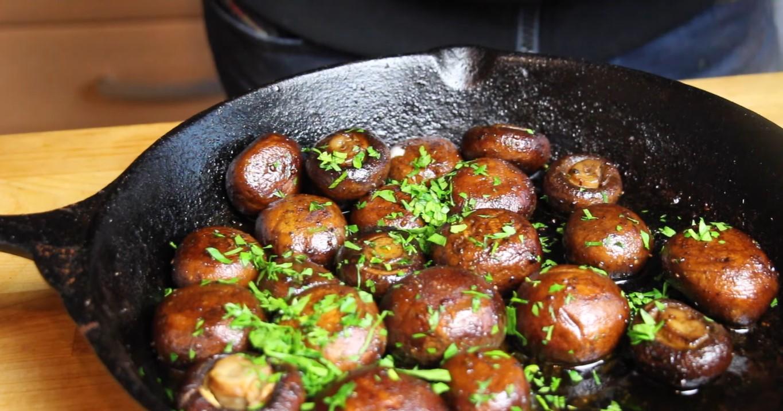 Luda's Smoked Mushrooms Recipe