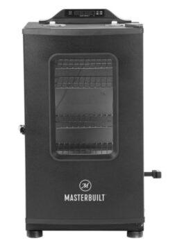 Masterbuilt MB20073519 Bluetooth Digital Electric Smoker with Broiler