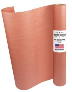 Pink Butcher Paper