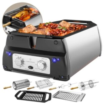 Chefwave Smokeless Electric Grill